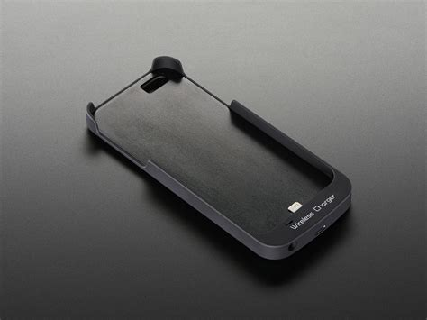 wireless iphone 5 charger qi wireless charger sleeve iphone 5 lightning connector