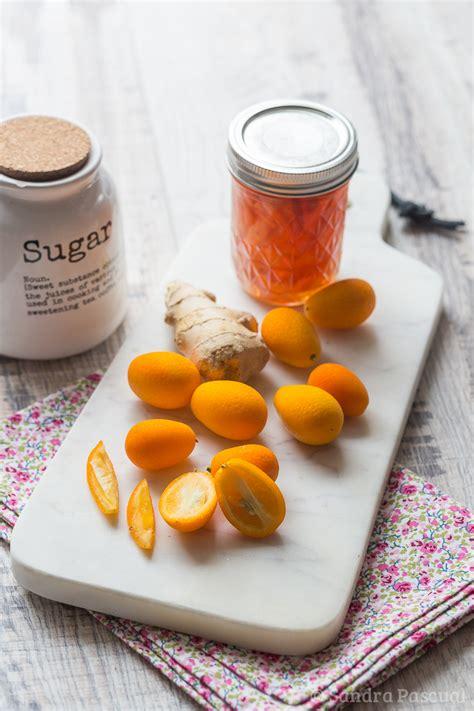 gingembre cuisine confiture de kumquats au gingembre cuisine addict