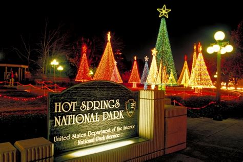 arkansas trail of holiday lights celebrates 20 years ay