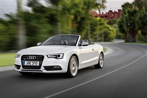 Audi A5 Convertible by Audi A5 Cabriolet Lease Audi A5 Finance Deals And Car