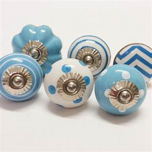 Hot Sale Ceramic Knobs/wholesale Decorative Colorful Knobs