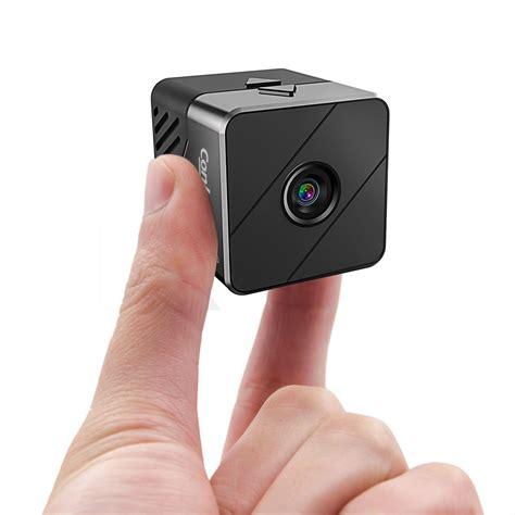 Hidden Spy Camera Conbrov T33 1080p Mini Hidden Home