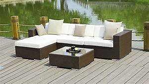 Polyrattan Gartenmoebel Set Guenstig : talfa polyrattan gartenm bel set mesa braun g nstig ~ Bigdaddyawards.com Haus und Dekorationen