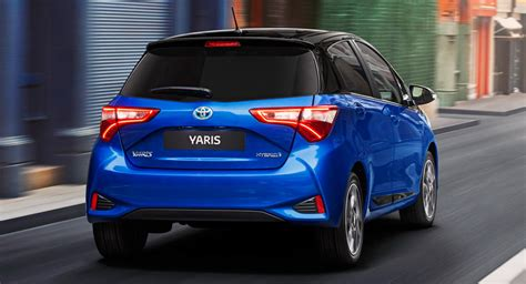 Usbound 2018 Toyota Yaris To Start At $15,635 Carscoops