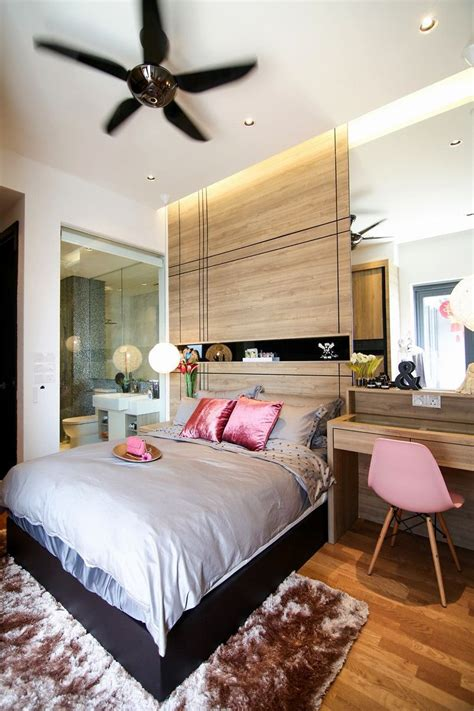 sleek urban elements condo interior design  nu infinity