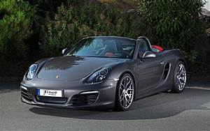 2013 Porsche Boxster Gambit Wheels Wallpaper HD Car