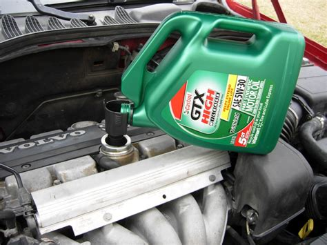 Engine Oil Consumption, Type & Viscosity
