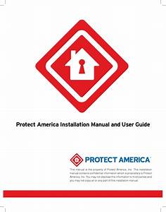 Protect America Installation Manual And User Guide By
