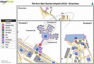 Ben Gurion International Airport - Llbg - Tlv