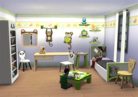 forest kids bedroom conversion  enure liquid sims