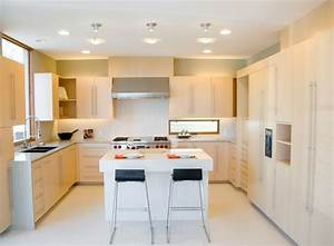 petite cuisine avec ilot central oui voila 28 exemples With meuble bar moderne design 14 cuisine petit ilot central cuisine en image