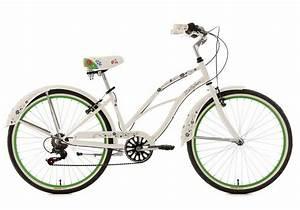 Fahrrad Kaufen Auf Rechnung : beachcruiser damen ks cycling bellefleur wei 26 zoll 6 gang shimano tourney sis v brakes ~ Themetempest.com Abrechnung