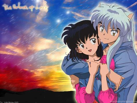 Inuyasha Anime Wallpaper - inuyasha kagome anime wallpapers 1024x768 desktop