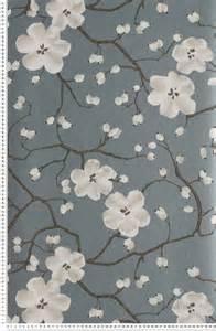 Papier Peint Capitonné Bleu by Poppy Bleu Fum 233 E Papier Peint Tiffanie Wallpaper Wall