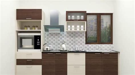 Island Kitchen Designs - small straight line modular kitchen designs youtube