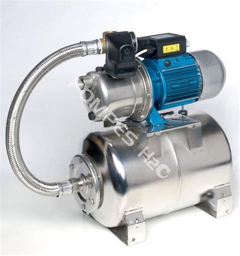 pompe a eau surpresseur pompe avec surpresseur