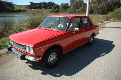 Datsun 510 For Sale California by 1973 Datsun 510 Coupe Original Ca Car For Sale Datsun