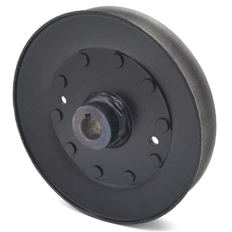 deere am104405 v groove drive pulley 6 dia 5 8 bore steel