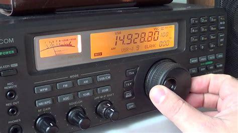 Shortwave Weird radio signal 14926 khz - YouTube