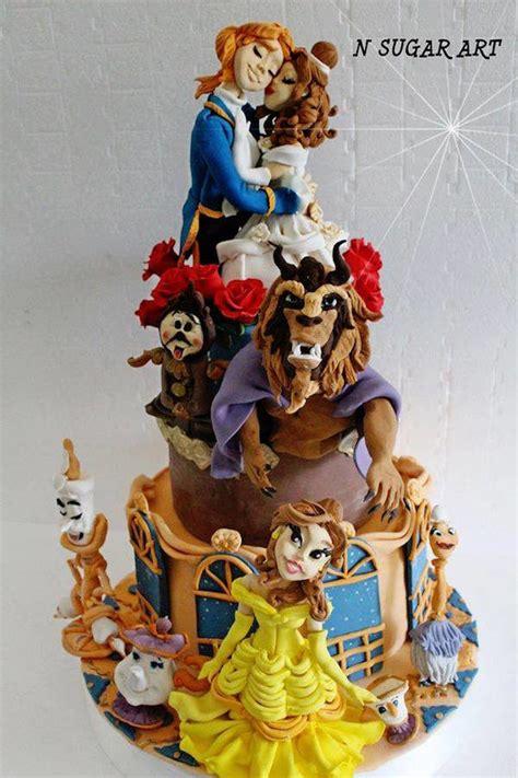 Fiaba Della E La Bestia Le Torte Della E La Bestia Disney
