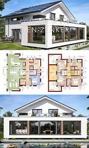 Modern, Bungalow, Design, Concept, 2021