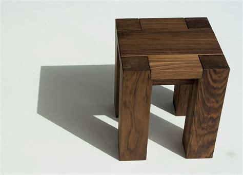 Hocker Taurus Von Vitamin Design I Holzdesignpur