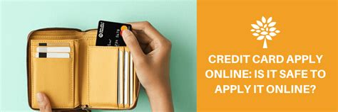 Maybe you would like to learn more about one of these? Credit Card Apply Online: Is It Safe to Apply It Online?