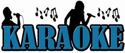 Karaoke Clipart Background Singer Singers Cliparts Clip