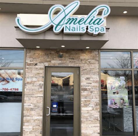 amelia nail spa    reviews nail salons