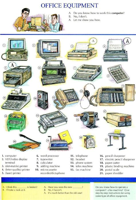 and equipment vocabulary with pictures lesson 1000 images about picture dictionary vocabulary Office