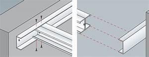 Installer Faux Plafond : installer un plafond auto portant siniat france ~ Melissatoandfro.com Idées de Décoration