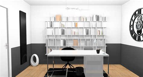 le bureau moderne décoration d 39 intérieur d 39 un bureau à vaux le pénil 77
