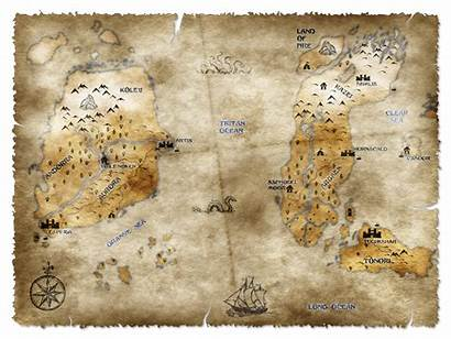 Map Geography Paper Wiki Ocean Legacy Mana