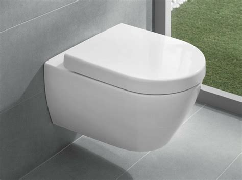 video doortrekken villeroy hangend toilet h 228 ngendes sp 252 lrandloses wc subway 2 0 directflush by