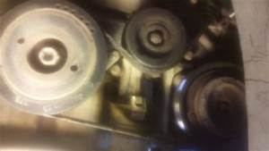 Remove Serpentine Belt On 2005 Hyundai Santa Fe