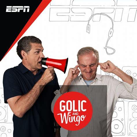 Golic and Wingo (podcast) - ESPN, Mike Golic, Trey Wingo ...