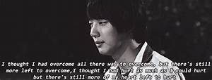 17 Best images ... Yoon Shi Yoon Quotes