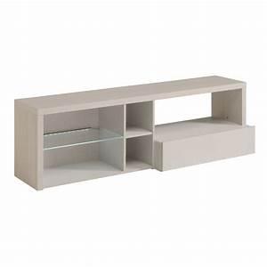 Meuble Tv 160 Cm : meuble tv design gabin 160cm ch ne ~ Teatrodelosmanantiales.com Idées de Décoration