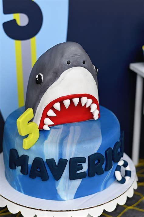fin tastic shark birthday party project nursery