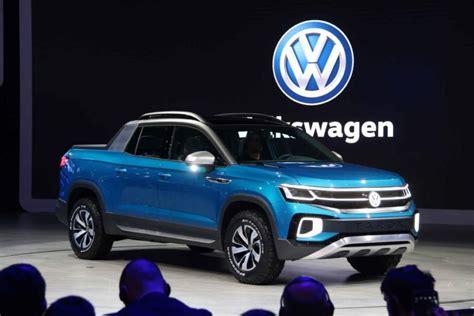 la tarok adelanta la nueva camioneta de volkswagen