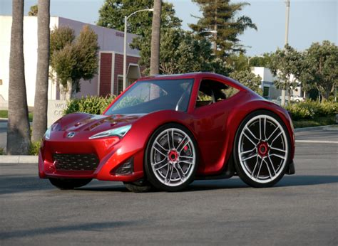 Introducing Scion's Newest Compact Sports Car