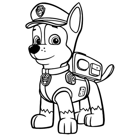 Free Pacman Pumpkin Stencils by Paw Patrol Rubble Coloring Pages