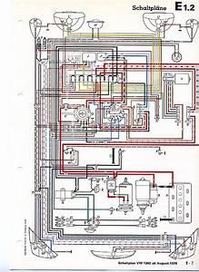 Schaltplan Lichtschalter Vw