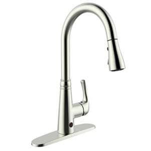 sensor faucets kitchen best touchless kitchen faucets reviews buying guide