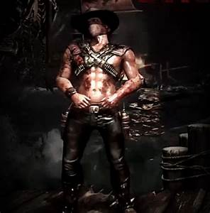 Image - Erron black alternate outfit full body.png   Mortal Kombat Wiki   Fandom powered by Wikia