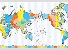 International Date Line IDL