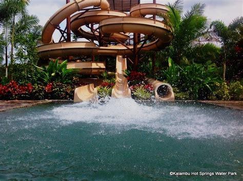 termales springs aguas arenal rica costa parque water park acuatico los el