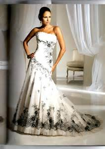 ivory wedding gowns fabulous new ivory black wedding dress uk 8 by tolli