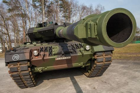 kampfpanzer leopard   neuer panzer fuer die bundeswehr