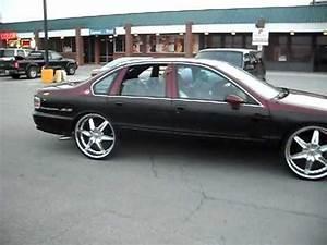 94' Chevy Impala SS On 24s - YouTube